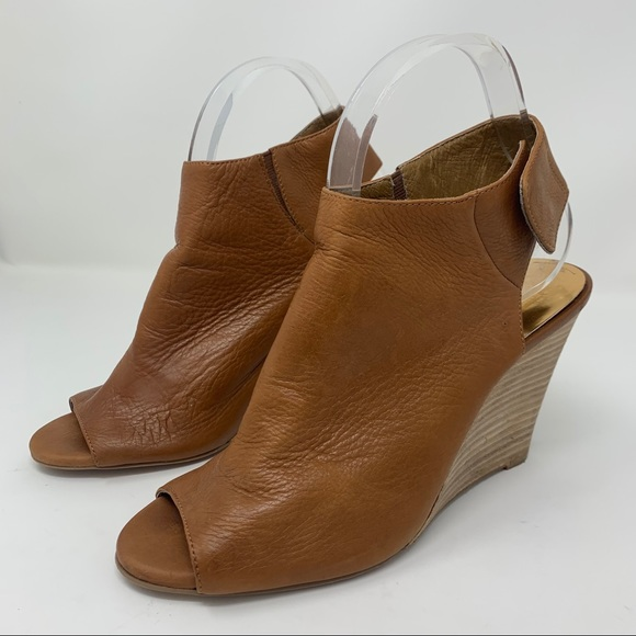 Vince Camuto Mapps Wedge Peep Toe Sandal